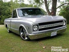 1969 Chevy C10 Pickup