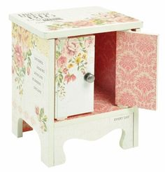 Mini Wooden Cupboard DIY kit  beyond the page by ThePaperTreeCo
