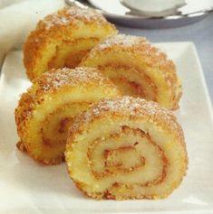 Orange and Almond Cake. Portuguese Desserts, Portuguese Recipes, Portuguese Food, Pavlova, Orange And Almond Cake, Delicious Desserts, Yummy Food, Cakes Plus, My Best Recipe
