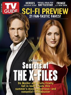 July 14, 2008 TV Guide Covers Sci-Fi