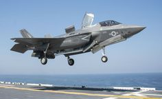 The Marine Corps' jump-jet version joint strike fighter's is set for its maiden sea deployment in late Military Jets, Military Weapons, Military Aircraft, Fighter Aircraft, Fighter Jets, Mountain Home Afb, Fixed Wing Aircraft, Jet Engine, Marine Corps