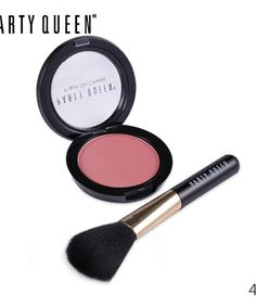 Party Queen New Mineral Sleek Sculpting Blush Blusher Palette With Brush Makeup Contour Smooth Shade Natural Flush Cheek Color Cheek Makeup, Contour Makeup, Contouring And Highlighting, Blush Makeup, Beauty Makeup, Natural Face Moisturizer, Party Queen, Happy Skin