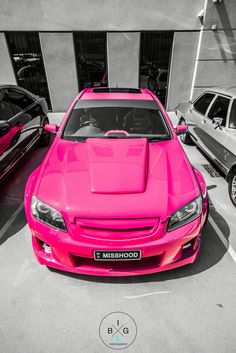 Ohh yeah Pink Cars, Bmw, Luxury, Vehicles, Car, Vehicle, Tools