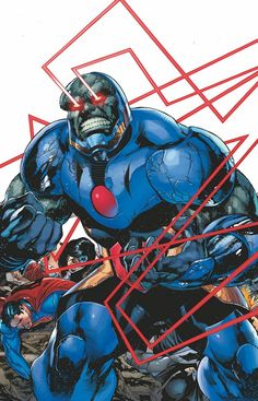 JUSTICE LEAGUE #23.1: DARKSEID Written by GREG PAK Art by PAULO SIQUERIA 3-D motion cover by IVAN REIS and JOE PRADO On sale SEPTEMBER 4 • 32 pg, FC, $3.99 US • RATED T For Darkseid, Lord of Apokolips, you conform or die. Now born into his realm is an anomaly who looks to challenge that. A trickster, who will go to any length to survive even if it means sacrificing worlds to do it—leading to an Earth shattering confrontation between The Man of Steel and a Dark Lord.