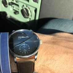 On the road with the Venturer Small Seconds XL & the Land Rover Defender . Tourbillon Watch, Land Rover Defender, Omega Watch, Watches For Men, Menswear, Fancy, Tobias, Luxury, Photo Credit