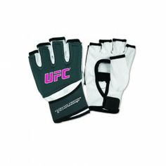 UFC Women's Gel Glove [Grey and Pink]