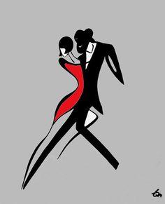 Tatyna Markovtsev \ dance in the universe, two .Life is like Tango . Dancing Drawings, Art Drawings, Dancing Couple Silhouette, Tango Art, Dancer Drawing, Tango Dancers, Silhouette Art, Face Art, Amazing Art