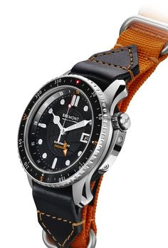 TimeZone : Industry News » N E W M o d e l - Bremont Endurance GMT