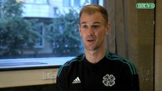 Joe Hart signed for Celtic on Tuesday afternoon and has gone straight out to meet the team ahead of their Europa League tie against Jablonec. The EPL winner joins the club from Spurs and likely goes straight into the team on Thursday barring any red tape. Joe spoke to CelticTV and revealed he's pumped to […]