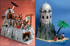 LEGO HISTORICAL PERIODS- new CUUSOO project! by Fianat, via Flickr