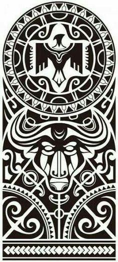 #maoritattoosbrazo