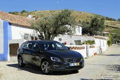 Volvo V60 D6 Plug-in Hybrid: A perfeição Híbrida!
