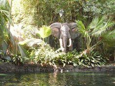 Jungle Cruise, Disneyland, California