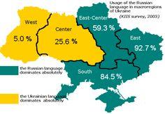 Ukrainian Leader says Half of Ukraine is Mentally Retarded - RussiaFeed