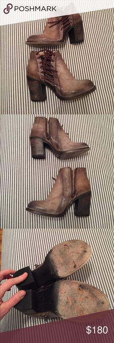Steve Madden Freebirds The Brook by Freebird for Steve Madden is a must have! Worn only a few times, like new condition! Steve Madden Shoes Ankle Boots & Booties