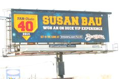 Thanks to FAN-Tastic 40, Susan Bau gets the VIP treatment at Brewers On Deck this Sunday. Join the winning at brewers.com/fan40.