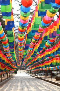 Jogyesa is the chief temple of the Jogye Order of Korean Buddhism placed in central Seoul | by eTips Travel Apps http://www.etips.com/