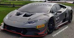 Lamborghini Huracan LP610-4 Super Trofeo