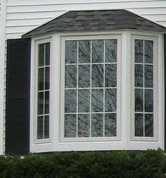 Andersen bay window for living room
