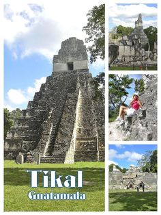 The most magnificent of the Mayan Ruins.. .http://luggageandlipstick.com/tikal-mayans-ruins/