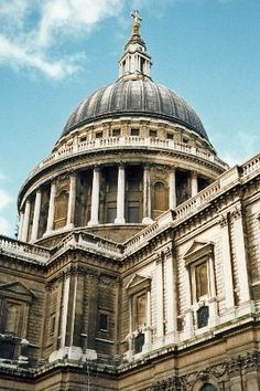 Things to Do in London: St. Paul's Cathedral
