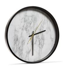 Marble Effect Clock Bath Decor, Bedroom Decor, Master Bedroom, Marble Room Decor, Urban Trends, Marble Effect, Marble Pattern, Industrial House, Interior Styling
