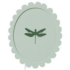 Wandlamp Juffer Mint