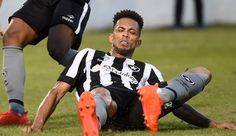 BotafogoDePrimeira: Com suspeita de fratura, Luis Ricardo pode não jog...