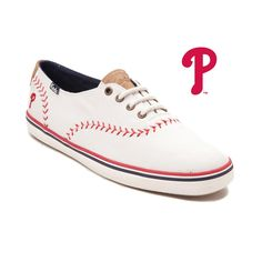 Womens Keds Champion MLB Pennant Phillies™ Casual Shoe