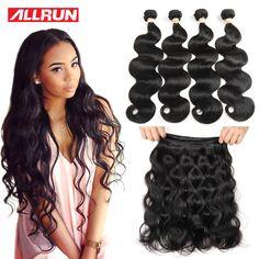 Malaysian Body Wave 4 Bundles Deals Malaysian Virgin Hair Bundles Malaysian Hair Extension 7A Unprocessed Human Hair Extensions