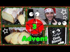 3 Advent/Kleiner Feigling Cocos Biscuit Kuchen/Coco Biscuit Sahnelikör/L...