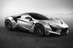 Dubai-based W Motors haven't been around long. They're off to a helluva start. Fresh on the heels of last year's 780hp, diamond-encrusted Lykan, they're back with a new, even more powerful model: the Fenyr SuperSport. The Fenyr's fighter jet-like body...