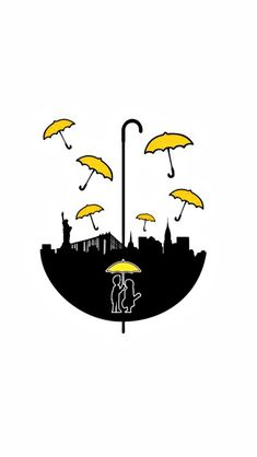 how i met your mother wallpaper Tracy Mosby, Ted Mosby, How I Met Your Mother, Ted And Tracy, Diy Room Decor Videos, Movie Pic, Mother Tattoos, Yellow Umbrella, His Dark Materials