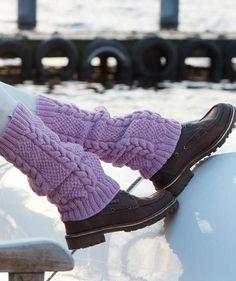 Beinstulpen, - Free obtain Diy Crochet And Knitting, Crochet Socks, Knitting Socks, Hand Knitting, Knitting Patterns, Crochet Patterns, Patterned Socks, Wool Socks, Boot Cuffs