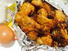 굽네치킨 chicken 데리베이크 냠냠