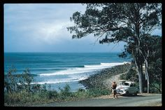 vintage everyday: Fascinating Photographs Capture the Early Days of Surfing from between the late 1960s and early 1970s