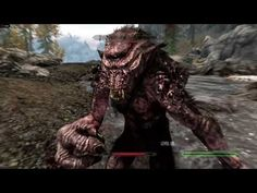 Skyrim Typhoon Battles Troll ⋆ Frequency Profiles Pc Streaming Game