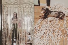 Macrame Wall Hangings are Having a Moment - Tastemakers on Social ...