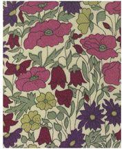 Poppy and Daisy F Tana Lawn, Liberty Art Fabrics