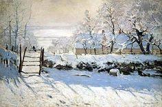 Claude Monet 1868-1869