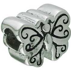 Connections from Hallmark Stainless-Steel Butterfly Charm Pandora Style Charms, Beaded Jewelry, Beaded Bracelets, Pandora Bracelets, Charm Bracelets, Best Jewelry Stores, Stainless Steel Jewelry, Beautiful Gift Boxes, Fashion Bracelets