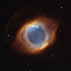 "Helix Nebula - Often referred to as ""The Eye of God""."