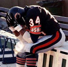 Walter Payton. Da Bears.