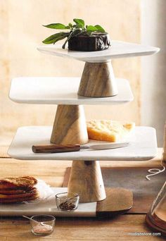 Roost Aldo Marble Pedestals & Boards - Next Day Shipping – Modish Store