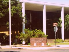 The Kings County Library in Hanford, Ca.