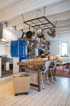 Un maison ancienne en Suède - PLANETE DECO a homes world