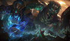 Nautilus y Trundle - destructor de mundos | League of Legends