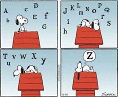 Brincar com as letras.