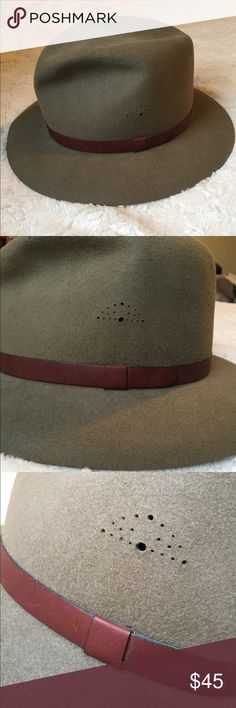 Orvis Genuine Fur Felt Hat Gorgeous Orvis genuine fur felt hat in a size  large. 13aeaf33a867
