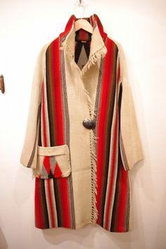 vintage chimayo coat